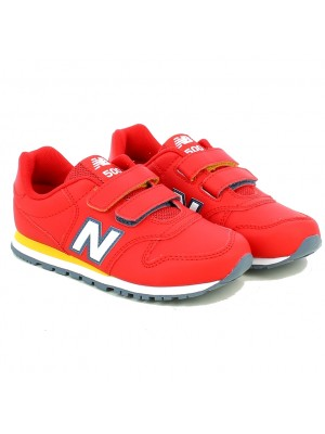 Sneaker 500RRY Classic Red