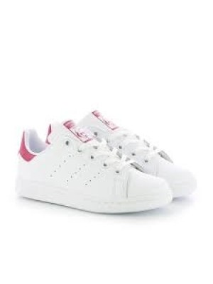 Adidas Stan Smith White Bold Pink