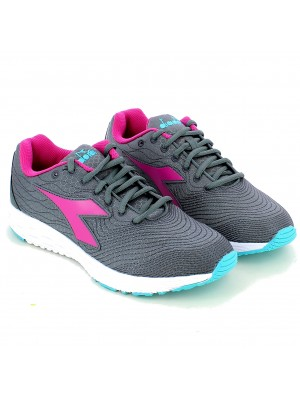 Sneaker Flamingo 4 Win Steel gray/Dewberry