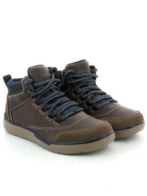 Sneaker Street Heights Chocolate con memory foam