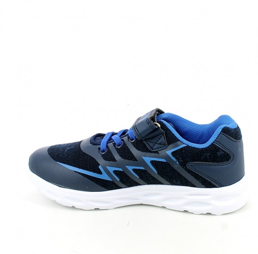 Sneaker Alex blu con luci
