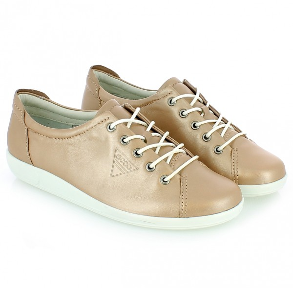 Sneaker Soft 2.0 Champagne Metallic
