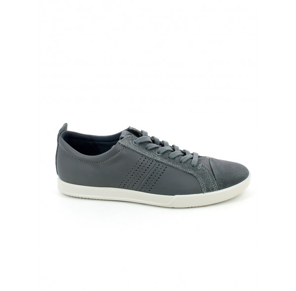 Sneaker in pelle Grigia Collin 2.0
