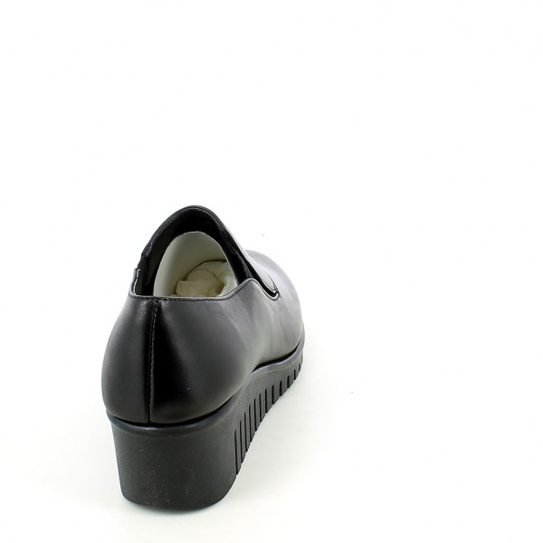 Slip-on Blue Moon con zeppa