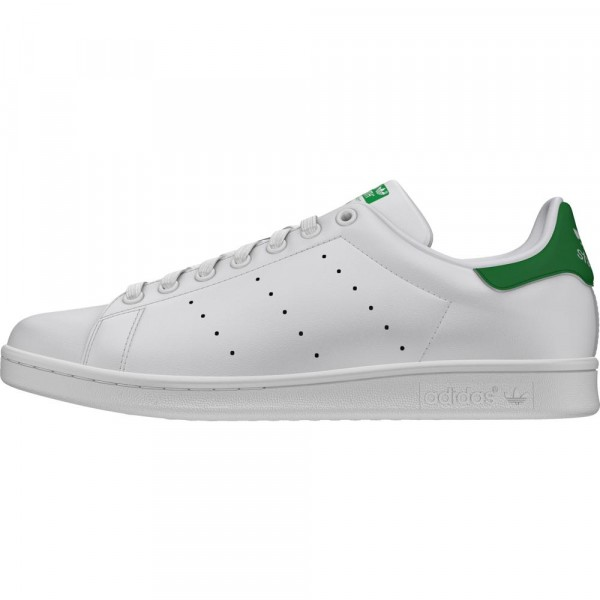 Stan Smith White Green